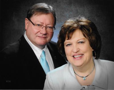 Greg and Carol Forristall