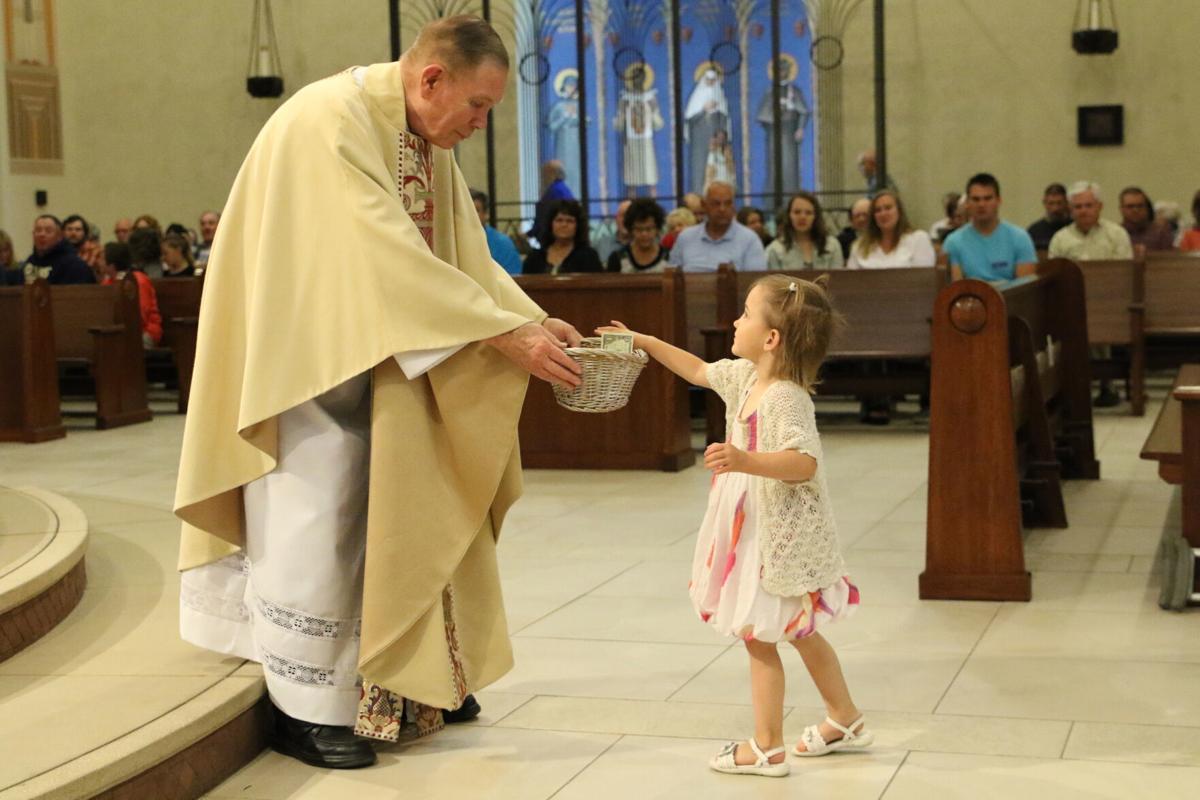 Father Donald O'Brien