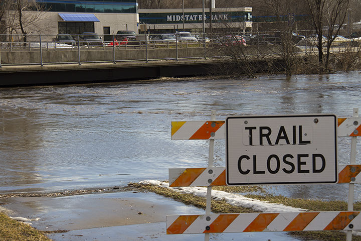 Weather updates: River flood warning issued