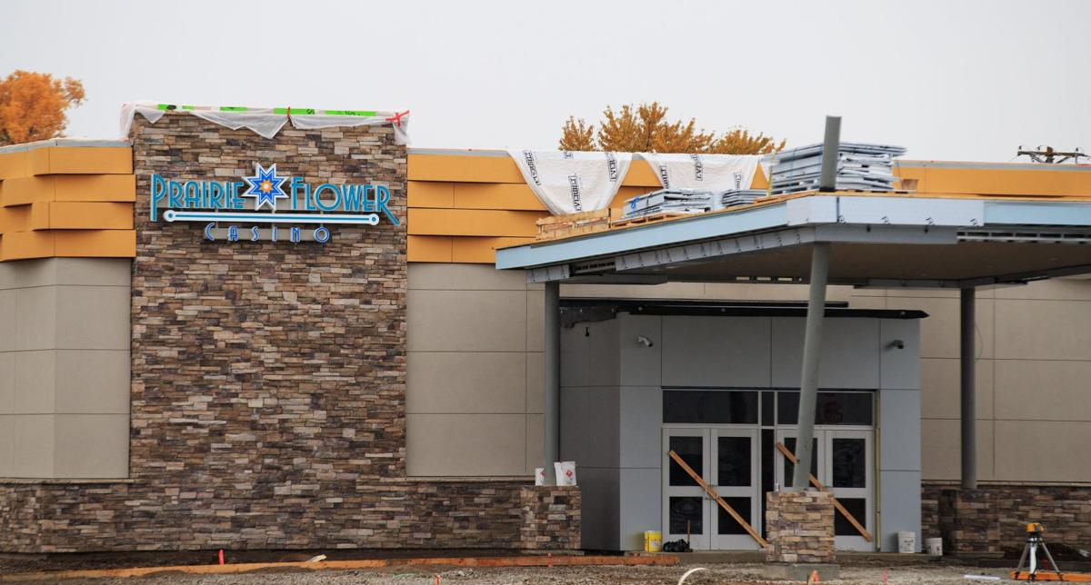 New casino The Prairie Flower set to open Nov  1 in Carter Lake
