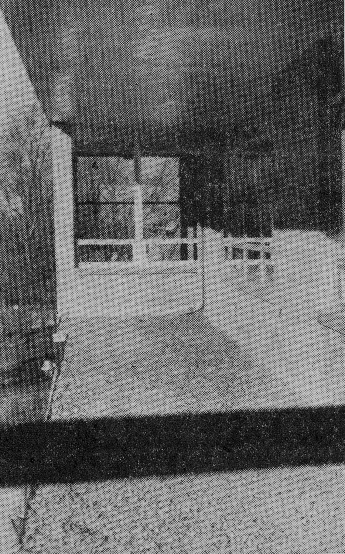 Pusey Elementary Opening 1958