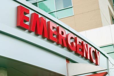 Emergency graphic