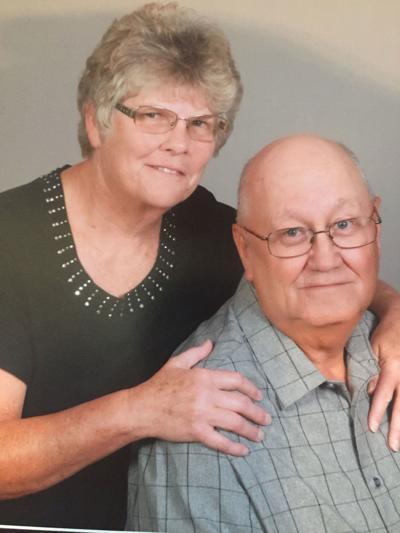 50th Anniversary: Lee and Vicki (McIntosh) Rollins