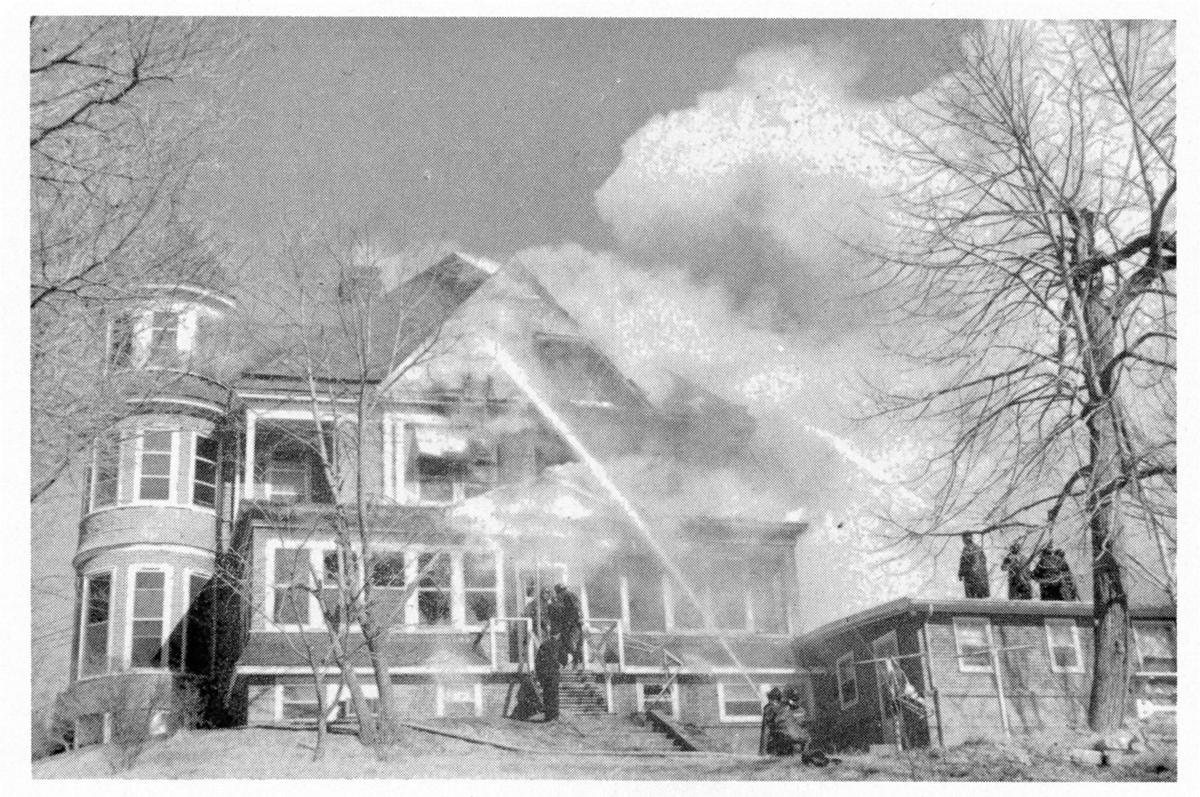 CB Conv Home Fire