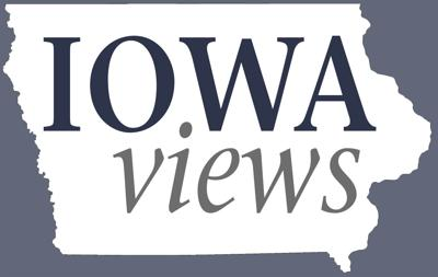 iowa views graphic