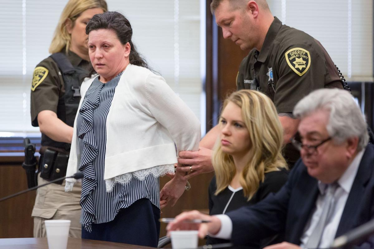 Iowa woman convicted of killing, impersonating romantic rival asks Nebraska Supreme Court for new trial