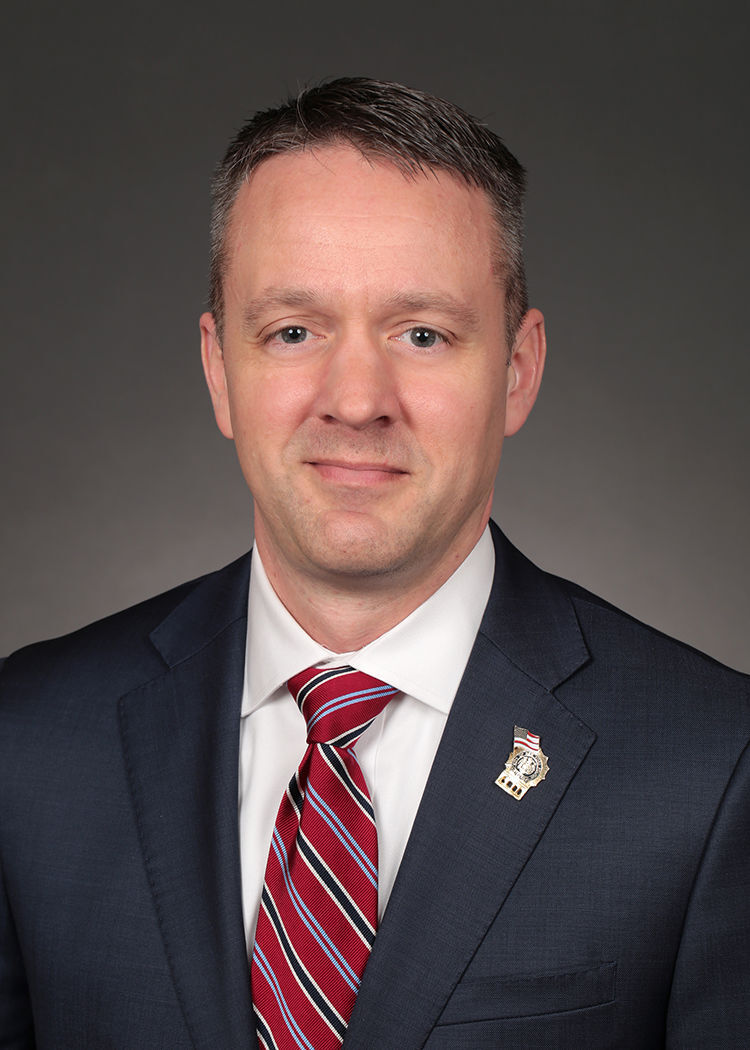 Sen. Dan Dawson, R-Council Bluffs (2021)