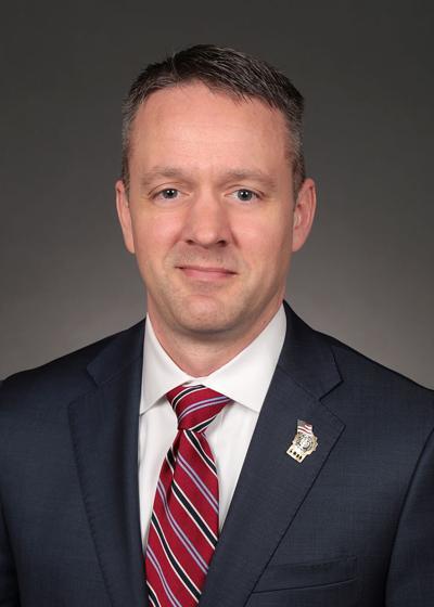 Sen. Dan Dawson, R-Council Bluffs (2021)