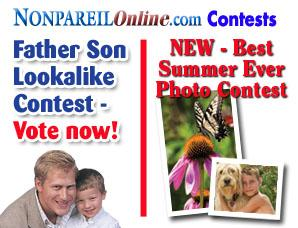 Father Son contest concludes; Summer Photo contest offered