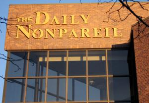 The Daily Nonpareil Building 2