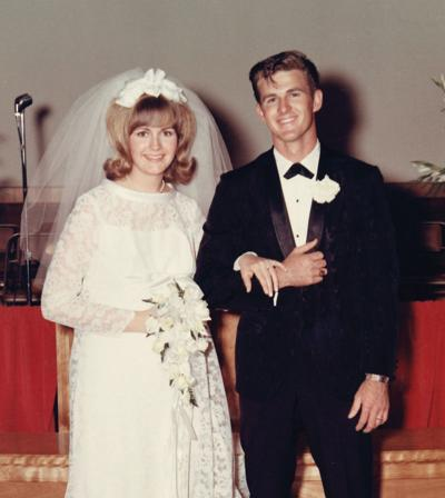 50th Anniversary: Dannie and Barbara Orton