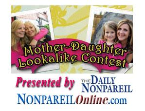 Enter the Mother-Daughter Lookalike Contest