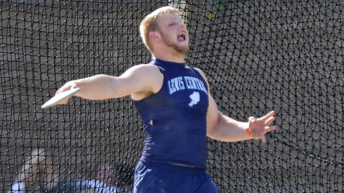 Lewis Central's Logan Jones named Gatorade Boys Track & Field Athlete of the Year