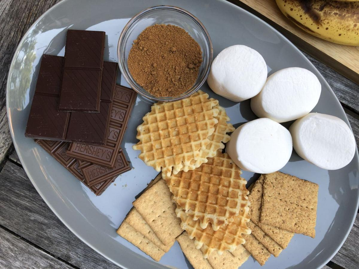 Choc, Marsh, Crackers, BrownSug