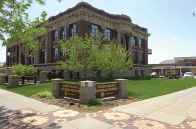 The Union Pacific Railroad Museum