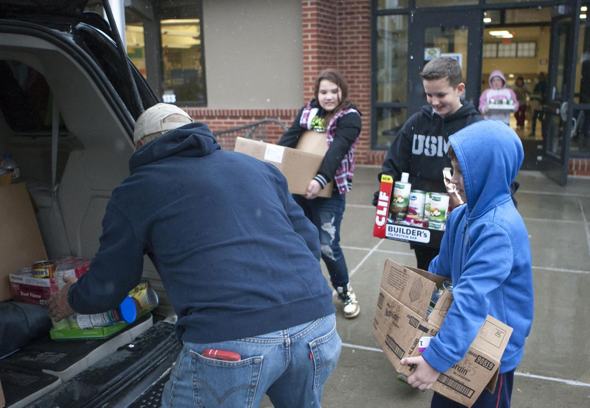 Food Pantry In Crescent Iowa