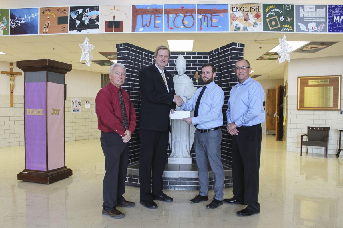 McMullen Ford Donation