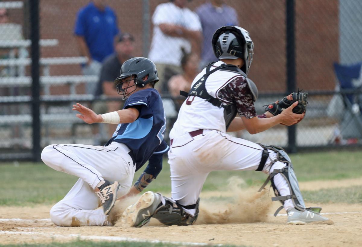 Lewis Central vs Des Moines Lincoln, Baseball