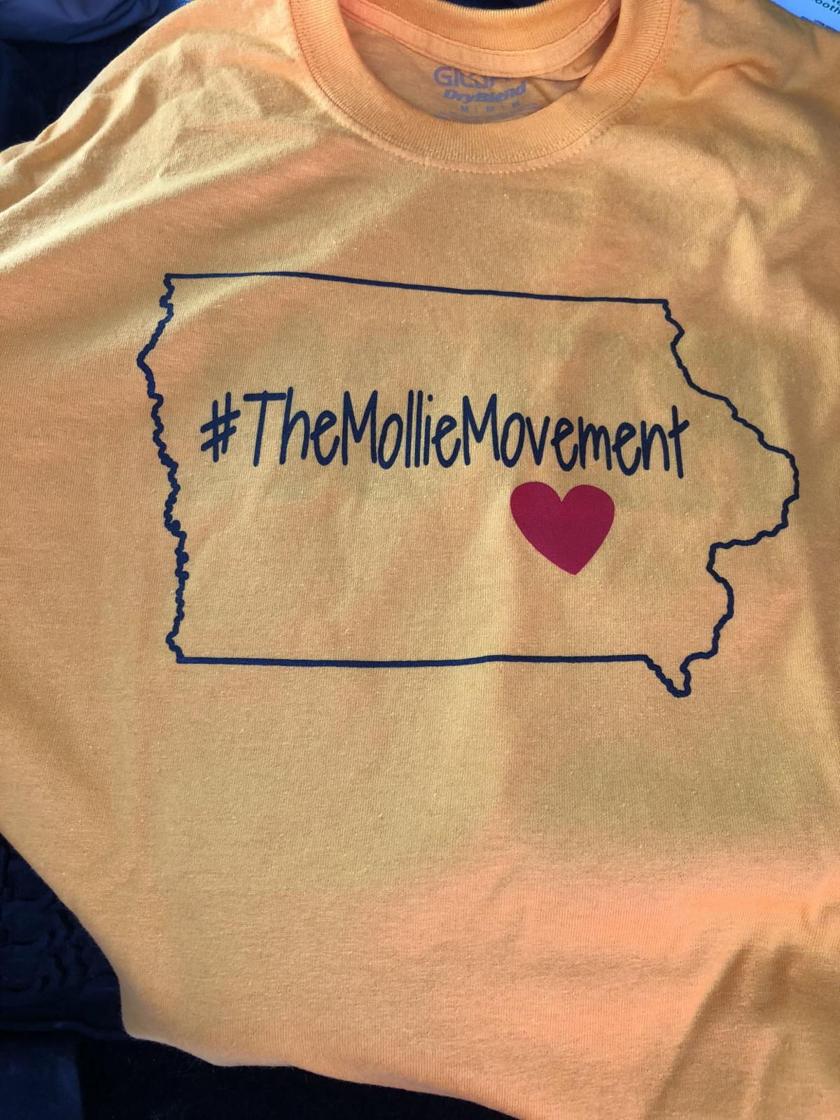 Mollie movement shirt