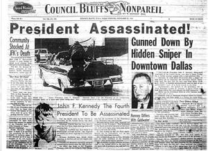 The Daily Nonpareil - 1963
