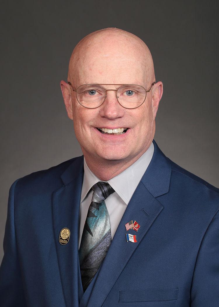 Rep. Steve Holt, R-Denison