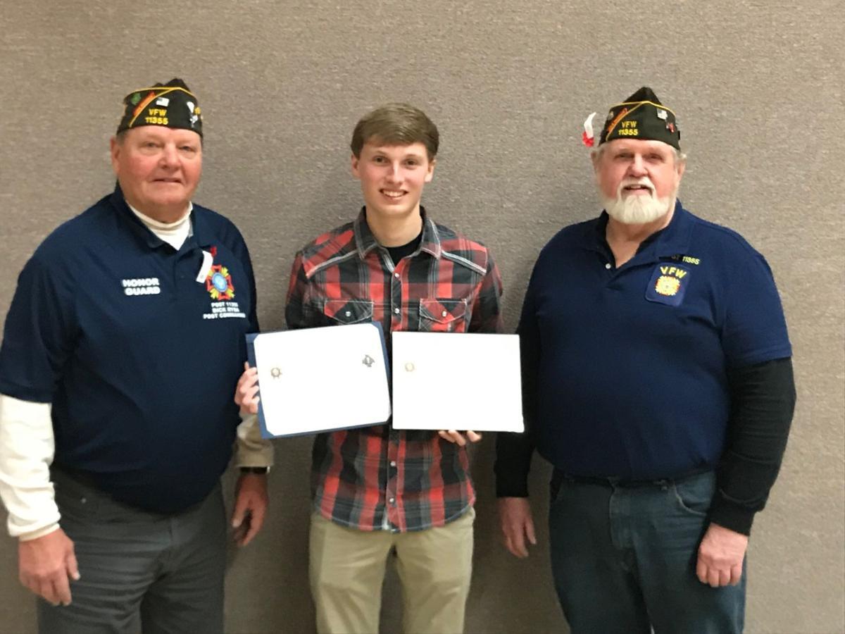 Council Bluffs teen wins VFW essay contest