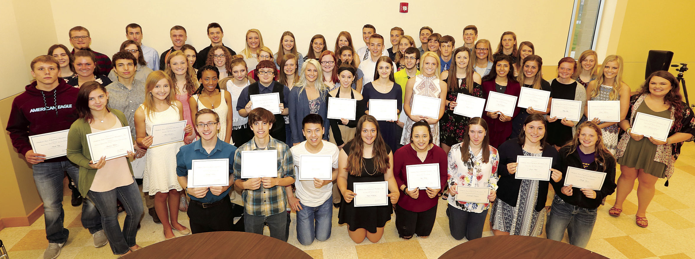 90 area students honored with SWIEF scholarship