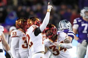 K-State holds off Iowa State 27-17 in 'Farmageddon'