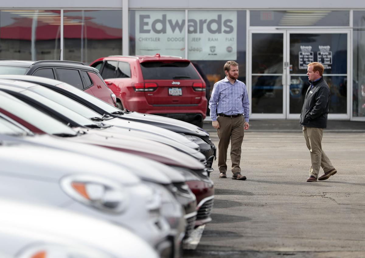 Edwards Auto Group Brings Chrysler Back To Council Bluffs Business