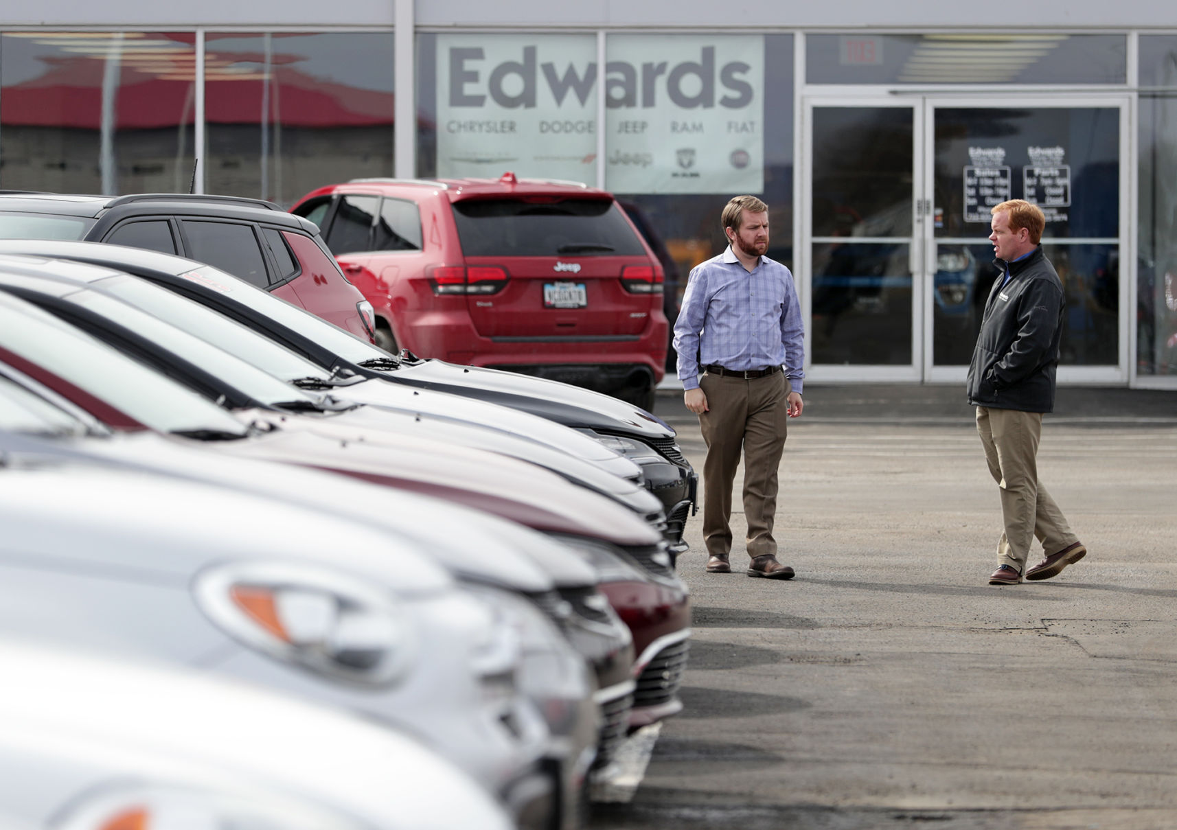 Edwards Auto Group Brings Chrysler Back To Council Bluffs