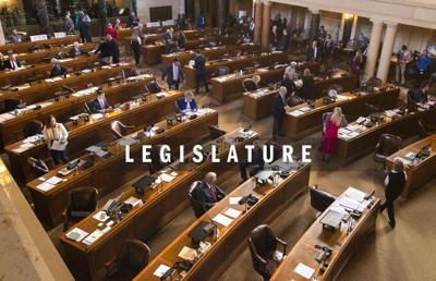 Legislature logo 2020