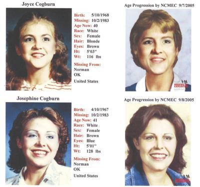 25 years, still missing | Local News | normantranscript com
