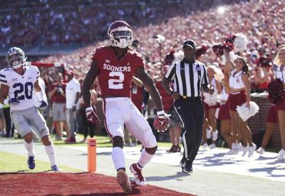 OU football: CeeDee Lamb working on little things in quest to become nation's top WR