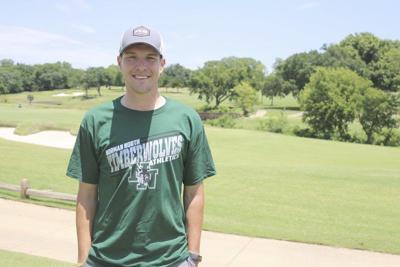 High school boys golf: Josh Gorzney brings ample passion to Norman North