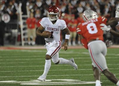 143d27dc6 OU GAMEDAY  Kyler Murray unfazed by opportunity to start in place of  Mayfield