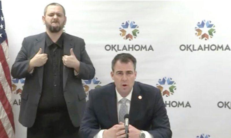 Interpreters shine during COVID-19 press conferences