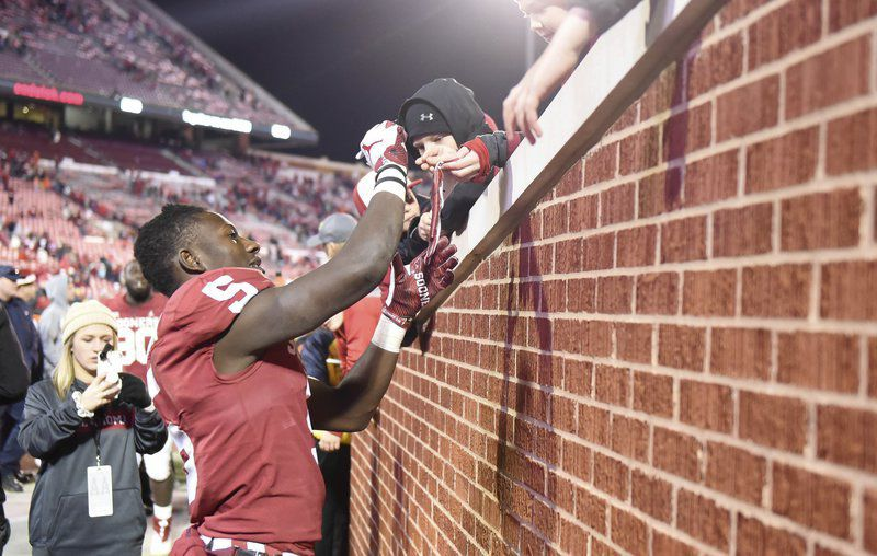 ORANGE BOWL: In South Florida, OU receiver Brown back to starting point of unlikely climb