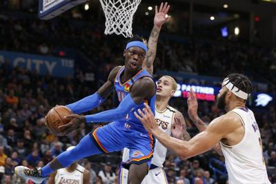 OKC Thunder: Can Laker lesson propel Thunder forward?