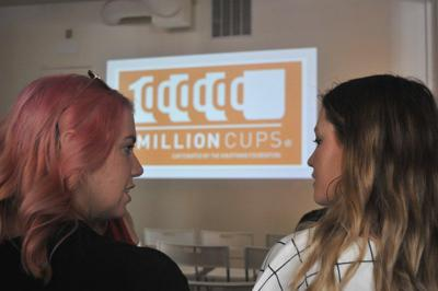 1 Million Cups brings local entrepreneurs, community together again