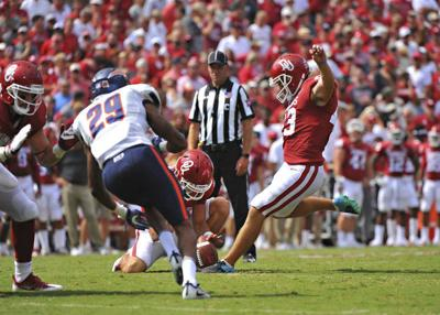OU's Seibert polished in all three kicking phases ahead of senior year