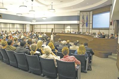 Norman City Council heads to the chambers tonight
