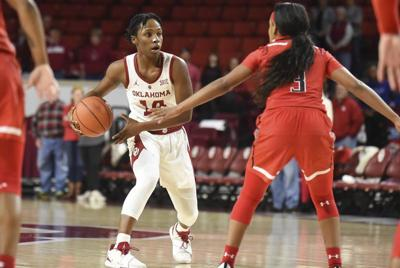 OU women's basketball: Shaina Pellington sits against Texas due to team violation