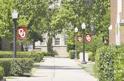 OU campus shutdown