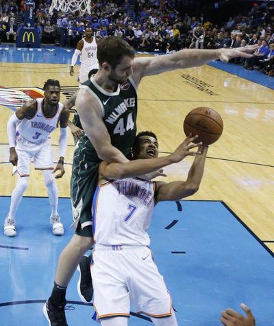 THUNDER: Four waived, roster appears set | All OU Sports