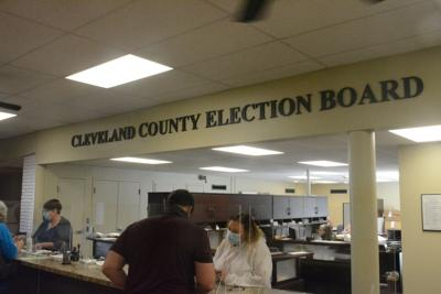 Cleveland County Election Board