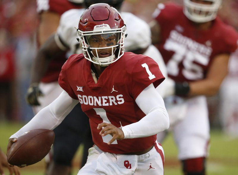 OU GAMEDAY: Fittingly, Kyler Murray's biggest stage yet ...