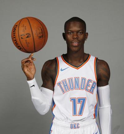 thunder schroder has found quick chemistry since arriving in
