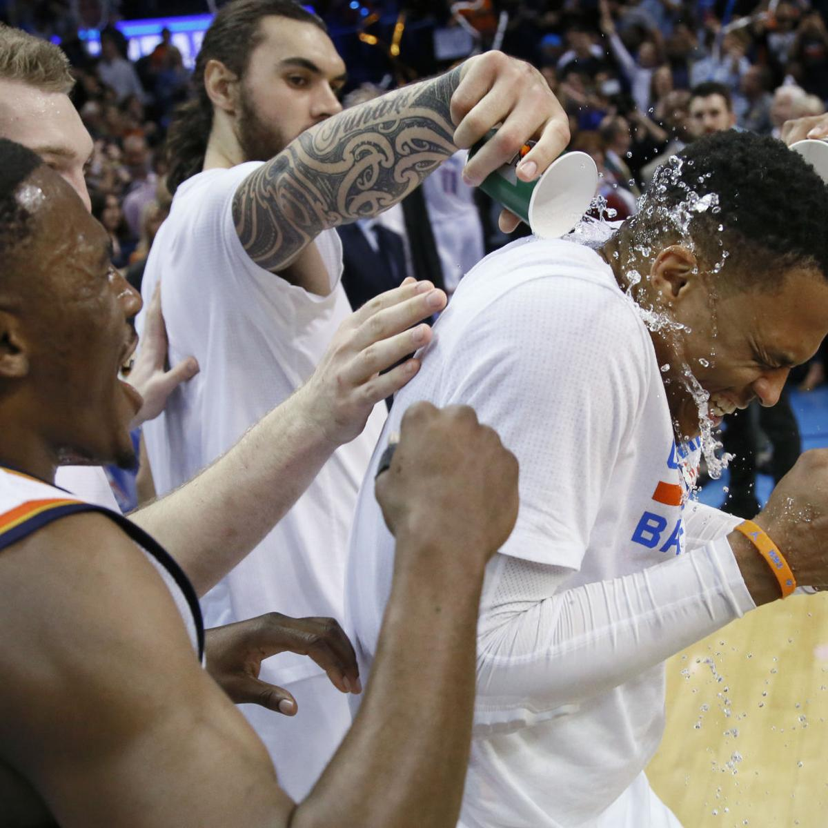 Russell Westbrook ties Oscar's triple-double record in