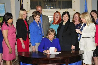 Fallin signs bill requiring rape, sexual assault prevention programs