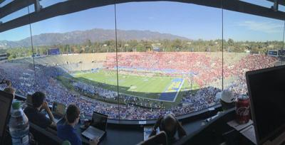 OU football: Oklahoma fans show up for UCLA game